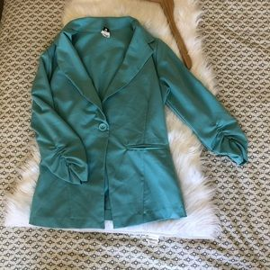 Windsor Baby Blue Blazer